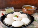 Idli /How to make soft Idli Recipe