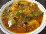 Khatta Metha Kaddu  /Sweet and Sour Pumpkin