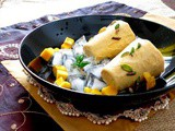 Mango Kulfi Recipe, Easy No Cook Mango Kulfi Recipe