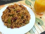 Mexican Chilli Bean Rice