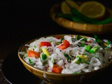 Mooli Lachcha, Grated Raddish Salad