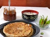Mooli  Paratha Recipe,How to Make Mooli Paratha