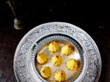 Stuffed Mawa Modak