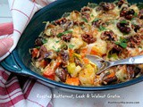 Butternut Walnut Gratin – Playing Squash