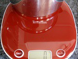 Macaron Digital Kitchen Scales #Giveaway