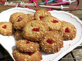 Melting Moments – Children's Party Oat Biscuits