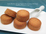 Palets Bretons Recipe – French Butter Biscuits or Cookies