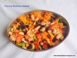 402: Carrot and Raisins Salad