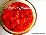 501: Indian Style Spicy Apricot Chutney
