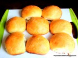 Bombay Pav Buns/ Dinner Rolls/ Home made Buns