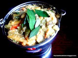 Nadan aviyal/ mixed vegetables in thick coconut paste