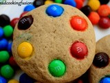 M&m Cookies – Kids Delight