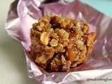 Oat and Nut Crackers Recipe – Healthy Recipe for Kids
