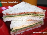 Tri Color Sandwich & Mocktail recipe – Republic Day Special