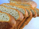 Amaranth Flour Bread