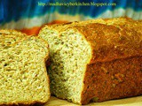 Avocado Whole Wheat Bread