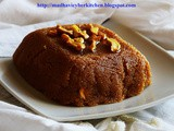 Caramelized Rava Kesari