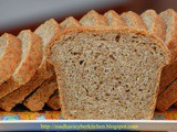 Cracked Wheat & Bran Bread