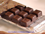Dates Carmel Chocolate bar
