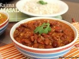 Rajma Masala | Indian Curry Recipes