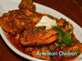 Amritsari Chicken Masala recipe | Punjabi Style Chicken Curry
