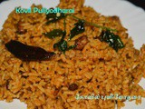 Kovil Puliyodharai recipe | How to make Temple Style Tamarind Rice (puliyogare)