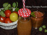 Minty Tomato Punch