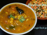 Panchmel Dal recipe | How to make Panchratna Dal