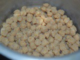 Soya Chunks Roast with Eastern Beef Ularthu Masala