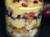 Summer Fruit Trifle