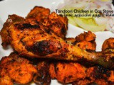 Tandoori Chicken Recipe | How to make hotel style Tandoori Chicken in Gas Stove
