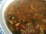 Lentil Curry Soup