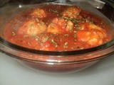 Tomato Stew with Dumplings....For the  Mater  lover