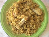 Badami Murgh Pulao | Almond Chicken Pulao Recipe | How to Cook Chicken Pulao | Almond Chicken Pulao Recipe |