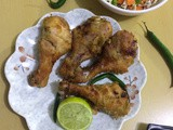 Baked Chili Chicken Drumsticks | Oven Baked Chicken Drumsticks Recipe | Chicken Drumsticks Appetizers