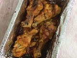 Baked Garlic Chicken Drumsticks | Garlic Chicken Drumsticks Recipe | Chicken Drumstick Recipes | Baked Chicken Drumsticks Recipes | Chicken Appetizers