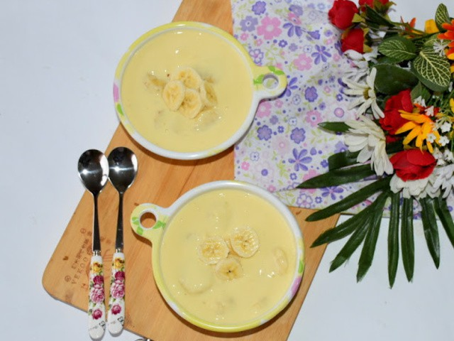 Very Good Recipes of Desserts and Banana