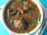 Banjara Mutton Curry | Lambadi Style Mutton Masala | Patel Style Mutton Gravy | Banjara Cuisine | Mutton Recipes