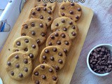 Basic Chocolate Chip Cookies | Crunchy Chocolate Chip Cookies Recipe | Cookies Recipes