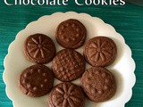 Basic Chocolate Cookies | Chocolate Cookies Recipe | Chocolate Butter Cookies | Cookies Recipes For Kids