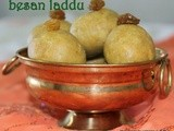 Besan laddu/Besan ladoo/How to make besan flour ladoo at home/Vegan chick pea flour laddu with ghee/step by step pictures/chick pea flour sweet balls