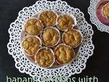 Best ever banana muffins | banana muffins with sour cream recipe | banana muffins with olive oil | muffins recipes