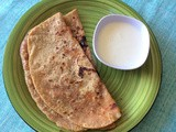 Cheese Stuffed Paratha | How to make Cheese Paratha | Stuffed Paratha Recipes For Lunch | Paratha Recipes For Dinner