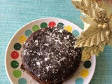Chocolate Fruit Cake with Storebought Mix | Christmas Fruit Cake with Rum | Christmas Cakes Recipes