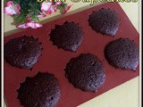 Chocolate Jam Cupcakes | Jam Filled Cupcakes | Jam Chocolate Cupcakes | Choco Jam Cupcakes For Break fast