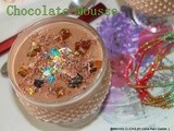 Chocolate Mousse/perfect chocolate mousse/How to make chocolate mousse with cream/chocolate chips recipes/step wise pictures
