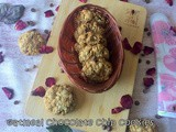 Eggless oatmeal chocolate chip cookies | oats chocolate chips cookies without eggs | Eggless oatmeal cookies | Eggless Baking