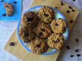 Egless Oatmeal Raisin Cookies | Oats Raisin Cookies Recipe Without Eggs | Eggless Cookies Recipes | Oatmeal Recipes