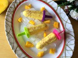 Mango Kulfi Recipe with Milk Powder | Mango Kulfi Ice cream | How to make Mango Kulfi Ice cream | Kulfi Ice cream Recipes