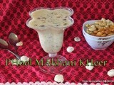 Phool Makhana paysam/Lotus seeds kheer/Easy south indian sweet recipes/step by step pictures